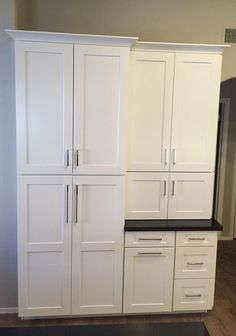 Waypoint Living Spaces Cabinetry Shown In 650f Shaker Door