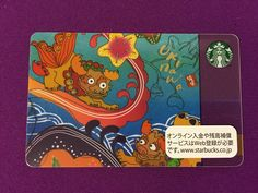 Japan card Starbucks, Japan, Cards, Accessories, Okinawa Japan, Maps, Playing Cards