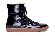 Common Projects Patent Leather Sneakers | Hypebeast