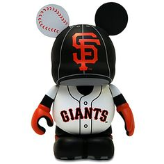 Vinylmation Major League Baseball San Francisco Giants Figure! I WANT I WANT I WANT!