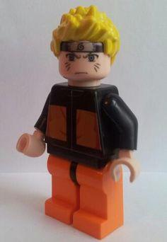 LEGO Naruto Uzumaki!!