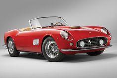 Ferrari 250 GT California Spyder 1962