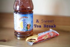 Sweet Balance and A Break #teastraightup #ad