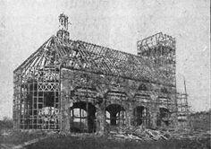 Kościół Matki Boskiej Nieustającej Pomocy, Bydgoszcz - 1926 rok, stare zdjęcia