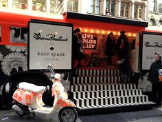 Kate Spade Pop-Up Shop in NYC