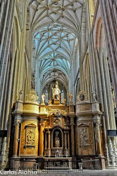 Catedral de Astorga León Spain