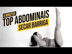 O Melhor Exercício para Perder Barriga RÁPIDO   Barriga de Sonho - Raquel Quartiero - YouTube