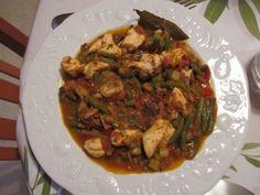 Poulet marengo aux petits légumes | Ma cuisine tout simplementMa cuisine tout simplement