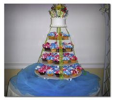Tiered Expressions - cupcake tier cakes, specialty cakes