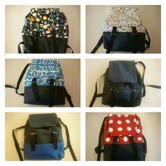 Creations, Backpacks, Bags, Fashion, Handbags, Moda, La Mode, Women's Backpack, Fasion