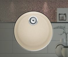 כיורים עגולים | כיור עגול - הרודס מטבחים Sink, Plates, Tableware, Kitchen, Home Decor, Sink Tops, Licence Plates, Vessel Sink, Dishes