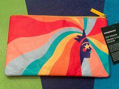Starbucks Siren, Starbucks Gift Card, Rainbow Pride, Pouch Bag, Reusable Tote Bags, Purses, Wallet, Zip, Logo
