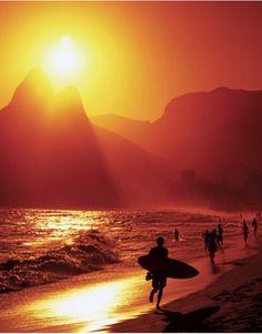 #97 - Beach, Rio de Janeiro, Brazil