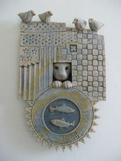 Recent work - Alasdair Neil & Sally MacDonell Ceramics