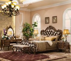 The Basillica Formal Bedroom Set