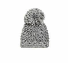 KNITTED HAT from Zara