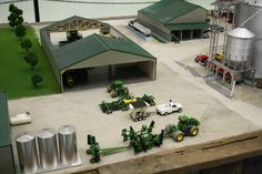 1 64 Scale Quonset Style Shed Shop For A Farm Toy Display