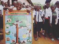 #TBT to when our project in the DRC won the Energy Globe Award which honors projects that conserve resources or utilize renewable or emission-free sources.  Planet Aids sister organization HPP-Congo launched the green initiative in 2013 with the ultimate goal of planting 1 million trees in the Democratic Republic of Congo. The 60 staff members and volunteers tasked with carrying out the project have already planted 380000 trees in the Kinshasa Bas-Congo and Équateur provinces.  The Energy…