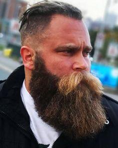 The 100 Best Beards Of 2018 Voted For By Bearded Men - Beard beard men Mr Beard, Epic Beard, Badass Beard, Walrus Mustache, Beard No Mustache, Grey Beards, Long Beards, Hairy Men, Bearded Men
