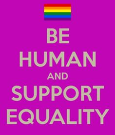 LGBT. I view a world where all humans are equal, and even though only America is currently fighting for it, I wish that the entire world can accept it - my global identity.