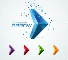 Find Abstract Triangular Arrow Logo Sign Symbol stock images in HD and millions of other royalty-free stock photos, illustrations and vectors in the Shutterstock collection. Creative Logo, Business Card Logo, Business Card Design, Icon Design, Brand Design, Logo Monogramme, Logo Floral, Arrow Logo, Retro Typography