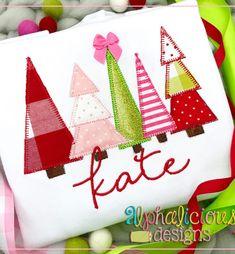 Machine Applique Designs, Machine Embroidery Projects, Applique Embroidery Designs, Machine Embroidery Applique, Applique Patterns, Christmas Applique, Christmas Embroidery, Christmas Pillow, Christmas Cushions