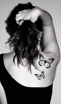Incredibly Beautiful Collection Of 100 Butterfly Tattoos That You'd Want To Get Right Now - Millions Grace Butterfly Tattoo Meaning, Butterfly Tattoos, Different Patterns, Get A Tattoo, Deathly Hallows Tattoo, Tattoo Designs, Tattoo Ideas, Cool Tattoos, Girly