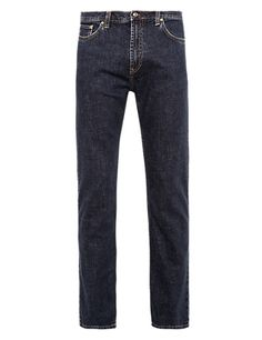 Comfort Stretch Jeans with StayNEW™ Clothing