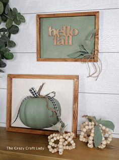 Dollar Tree Fall Reverse Canvas Dollar Tree Fall, Dollar Tree Crafts, Fall Projects, Hello Autumn, Fall Pumpkins, Dollar Stores, Decorating Your Home, Canvas, Frame