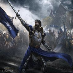 Covenant King (Dmytro Rudenko) -Emeric Covenant King (Dmytro Rudenko) - The Elder Scrolls Legend Card Arts. Korrok, Slavemaster from the Eighth Plane - A gallery-quality illustration art print by Mike Burns for sale. Arte Final Fantasy, Fantasy Battle, Fantasy Armor, Medieval Fantasy, Dark Fantasy, Fantasy Art Warrior, Inspiration Drawing, Fantasy Inspiration, Character Inspiration