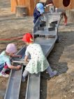 5.21800 Mobile Waterplayground square 004 Outdoor Play, Outdoor Ideas, Outdoor Spaces, Water Playground, Water Trough, Nursery Design, Garden Design, Architecture, Childcare