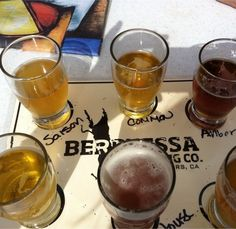 Berryessa Brewing Company, Yolo County, California — by Shelby Finch. This was a fun stop outside of the historic district to enjoy good beer, new friends and this evening we had live...