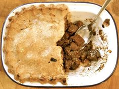 Steak and Kidney Pie: Don't Be Afraid of this this Classic British Dish: Steak and Kidney Pie