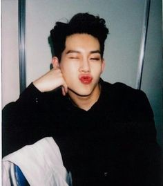 Jooheon and his lips