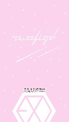 #Exo #Wallpaper L Wallpaper, Cute Wallpaper For Phone, Wallpaper Pictures, Background Pictures, Lock Screen Wallpaper, Chanyeol, Lightstick Exo, Kpop Exo, Exo Album