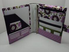 Hey, I found this really awesome Etsy listing at https://www.etsy.com/listing/116460938/85-x-11-3-ring-binder-cover-organizer-in