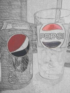 Pepsi art