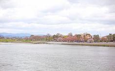Travel Diary: Arashimaya - Camille Tries to Blog Tourist Spots, Japan Travel, San Francisco Skyline, Explore, Beach, Water, Blog, Outdoor, Gripe Water