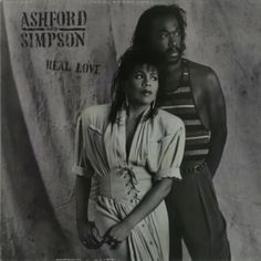 ASHFORD & SIMPSON--Real love (1986)