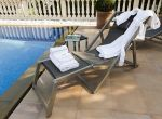 Great Gift Ideas: www.trend-on-line.com Outdoor Furniture, Outdoor Decor, Sun Lounger, Spa, Letter, Gift Ideas, Lifestyle, News, Interior
