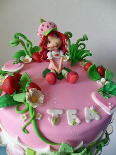 I loved strawberry shortcake!!