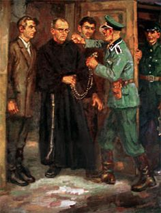 St Maximilian Kolbe Rosary | Story of Heroic Faith in the Life of Saint Maximilian Kolbe