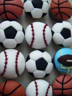 Score! 20 Winning Sports Birthday Cakes (Baseball, Football, Gymnastics and More!)
