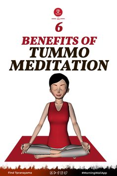 It provides you with the power to fight in different ways that you have never actually imagined. It is the battle of the mind. It improves concentration power. A study Suggest CBT increases when you perform tummo meditation. It boosts memory power.