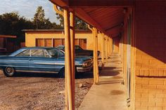 William Eggleston - Faulkner's Mississippi