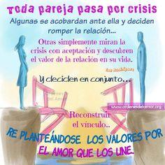 Toda pareja pasa por crisis....