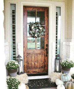 What a beautiful door!