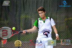 Galería Fotográfica torneo amateur de la 3era Etapa del Circuito Estatal de tenis ATA 2014 ~ Ags Sports