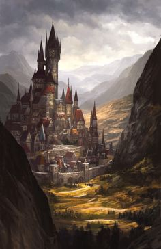 City of the vale