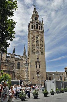 La Giralda - Seville, Spain